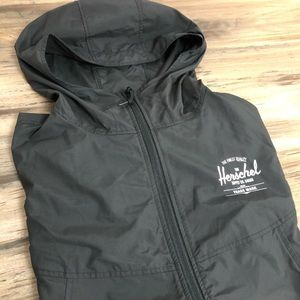Herschel supply windbreaker